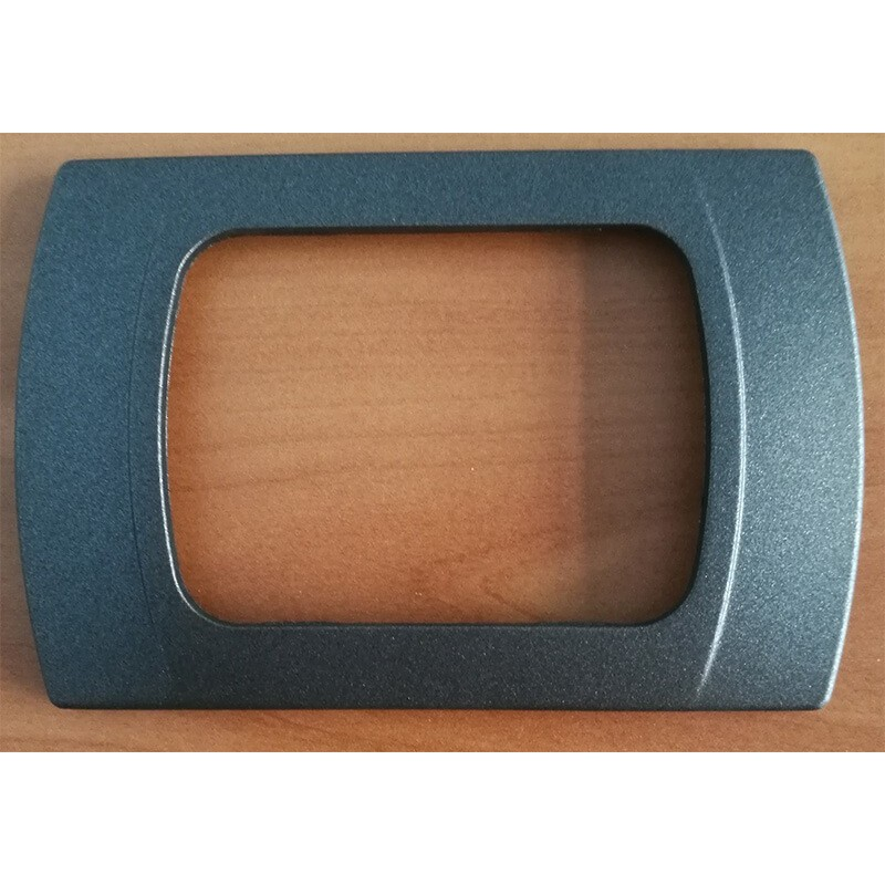 placche compatibili vimar plana, arkè e eikon 3 Moduli, Miglior Prezzo Online, Compatibile