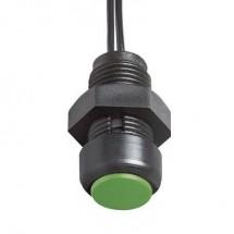 Elobau 145MT00A-GN Pulsante 48 V DC/AC 0.5 A 1x Off / (On) IP67 Momentaneo 1 pz.