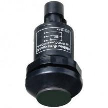 Elobau 145000AB-BK Pulsante 48 V DC/AC 0.5 A 1x Off / (On) IP67 Momentaneo 1 pz.