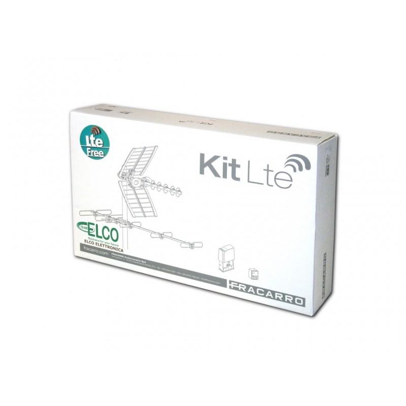 Kit Antenna Sigma Lte SIGMA6 + BLV6 + MAP313 + MINI - Fracarro 217928 prezzi costi