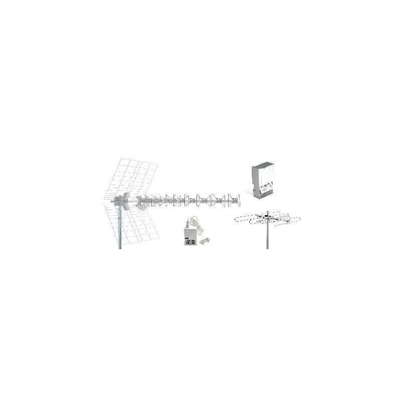 Kit Antenna Lte BLU10HD + BLV4 + MAP541 + MINI Fracarro 217921 prezzi costi on line
