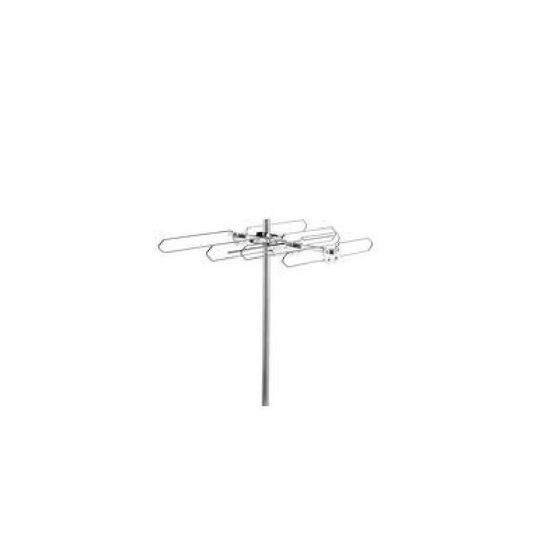 Antenna BLV4F VHF Fracarro 218038 Connettore F 4 Elementi prezzi costi vendita online