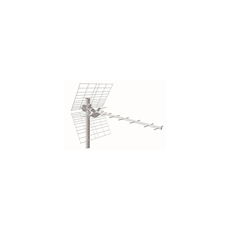 Antenna Yagi Tau Lte Fracarro 213103 Killer Hd Uhf Tv Satellitare costi costo prezzi on line