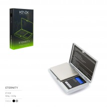 Bilancino Elettronico Digitale di Precisione Grammi Milligrammi Mg Kenex Eternity Et100