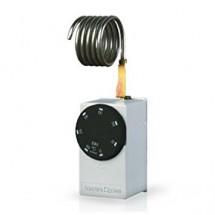 Termostato Ambiente Fantini Cosmi con Capillare a Spirale C10A2 0/60 per Serre e Frigo