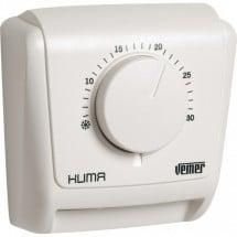 Termostato da Parete Vemer Klima 2 Membrana Gas Bianco