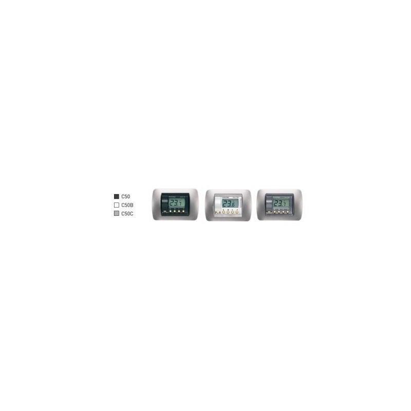 Termostato digitale da incasso fantini cosmi a batterie for Fantini cosmi c50
