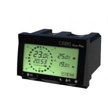 Cronotermostato Digitale Settimanale ad Incasso Orbis Kron Plus a Batterie