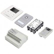 Elvox K7539.01 - Kit Videocitofono Monofamiliare 2 Fili Tab Free