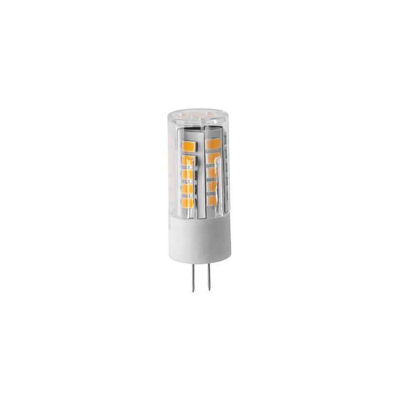 Lampadina led wiva 12100355 led special g4 3000k 3w luce calda for Lampadine faretti led luce calda