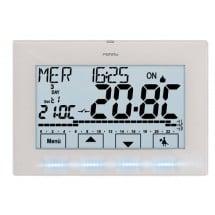 Crono termostato Perry 230V parete corrente elettrica retroilluminato