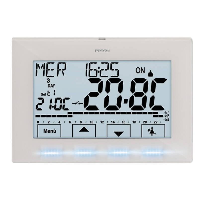 Cronotermostato Perry Electric termostati crono termostati