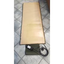 Tappeto Riscaldante Esterno Bancarella 160x60cm 350W con Termostato