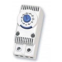 Termostato a Contatto Regolabile per Tubazioni -10/80°C Normalmente Aperto - Fandis 007038.00001