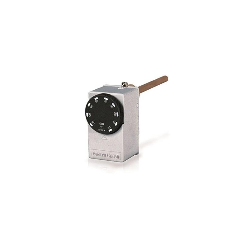 Termostato a Contatto per Tubazioni Fantini Cosmi 10/90°C 220V C03A3 ad Immersione