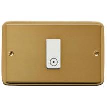 Placca Bronzo Opaco Satinato Compatibile con Vimar serie 8000 1,2,3,4,5 Posti