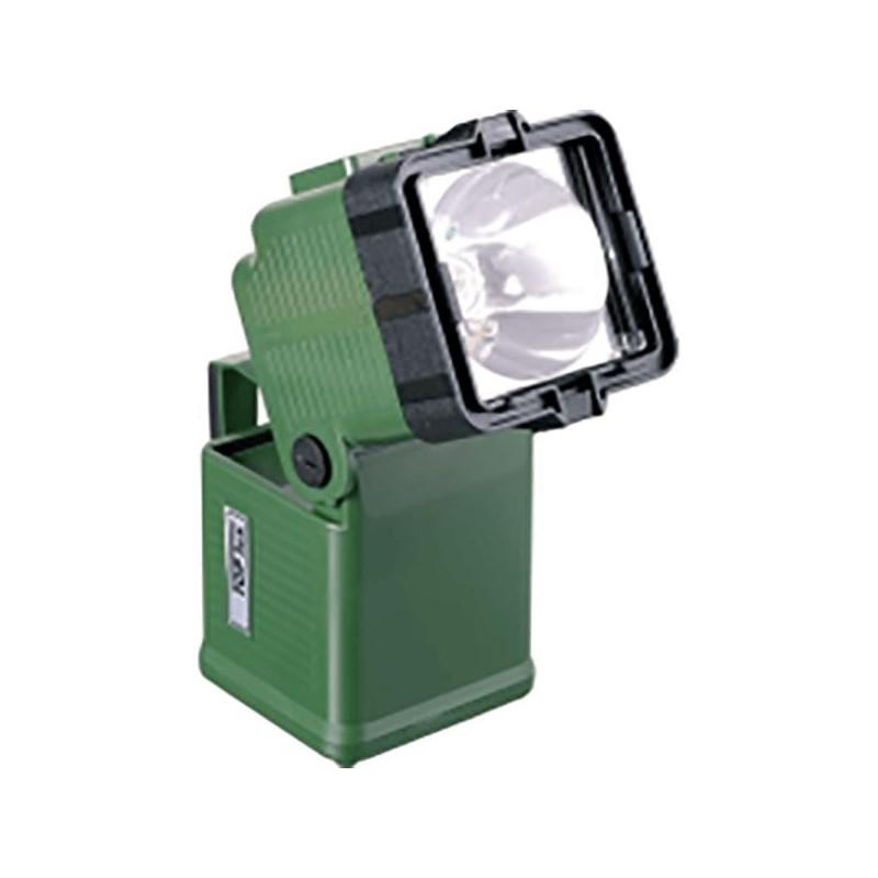 Batterie Per Lampade Di Emergenza Ova.Lampada Di Emergenza Portatile Torcia Alogena Ova Toplux 10w Ip55 1h30
