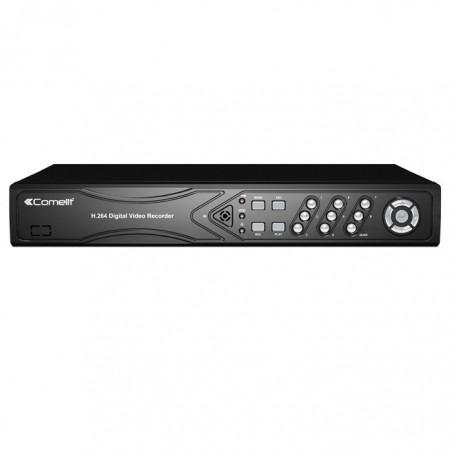 Comelit Dvr H264, 8 Ingressi Video, 200 IPS, 960H, HDD 1TB
