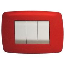 Placca Feb Brio 7M Rosso Rubino