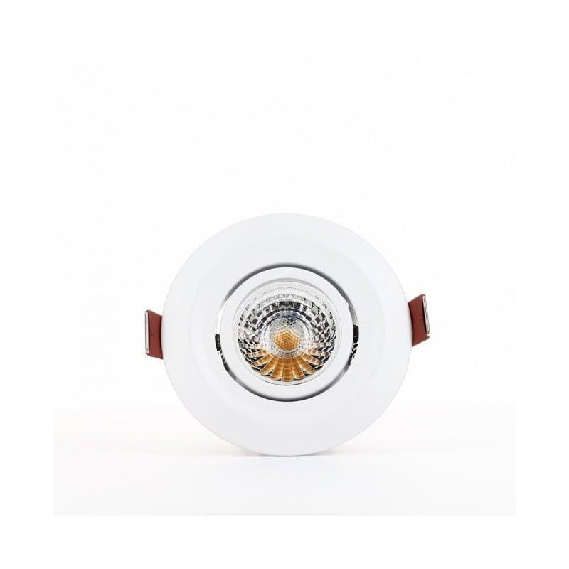 Faretto incasso Low Glare 2 0667 LED 10W 38 3K Bianco Dimmerabile 220-230V