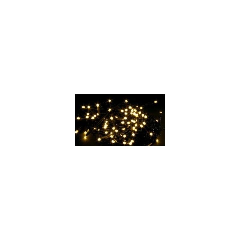 Luci di natale giocoplast a led bianco catena luminosa 192 - Catena di luci per esterno ...