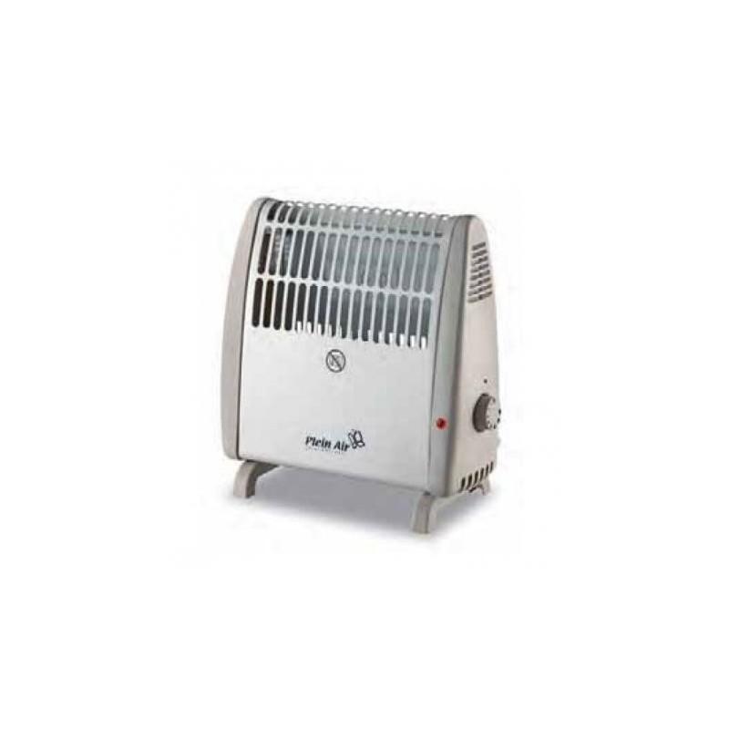 Mini convettore da parete plein air tc 400 con maniglia con termostato anti surriscaldamento - Stufette elettriche da parete ...