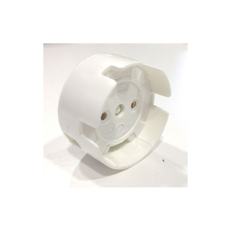 a645c57944 Portalampade G13 per lampade fluorescenti lineari T8 2A 250 V