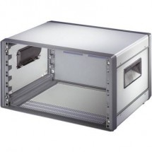 "Contenitore Rack 19"" 520 X 286 X 500 Lamiera D'Acciaio Schroff Comptec 10225-626 1 Kit"