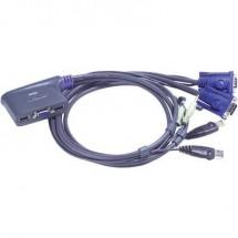 ATEN CS62US-AT 2 Porte Switch KVM VGA USB 2048 x 1536 Pixel