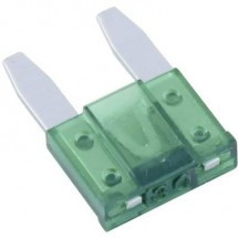 Mini fusibile piatto 30 A Verde MTA 341633 535015 1 pz.
