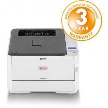 Stampante Laser A Colori Oki C332Dnw A4 30 Pag./Min 26 Pag./Min 1200 X 600 Dpi Lan, Wlan, Fronte E Retro