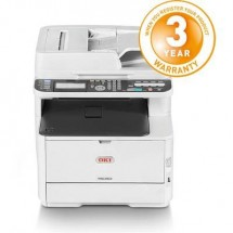 OKI MC363dnw Stampante a colori multifunzione con tecnologia LED A4 Stampante, Scanner, Copiatrice, Fax LAN, WLAN,