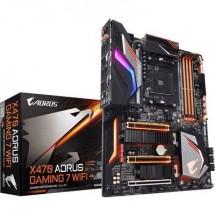 Gigabyte X470 AORUS GAMING 7 Mainboard Attacco AMD AM4 Fattore di forma ATX Chipset della scheda madre AMD® X470