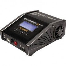 Caricabatterie multifunzione per modellismo 12 V, 230 V 20 A Power Peak E7 EQ-BID