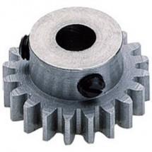 Ingranaggio in acciaio Reely Tipo di modulo: 1.0 Ø foro: 6 mm Numero di denti: 20