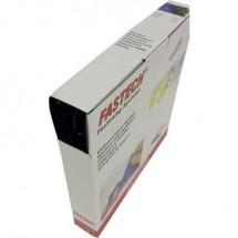 Nastro a strappo da cucire Lato morbido e lato rigido (L x L) 50 m x 10 mm Nero Fastech B10-STD-HL999925 50 m