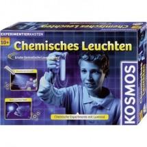 Kit esperimenti Kosmos Chemisches Leuchten 644895 da 10 anni
