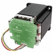 Motore passo passo con scheda di controllo Trinamic PD86-3-1180-TMCL 7 Nm Diametro albero: 12.7 mm