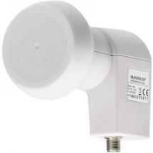 Maximum Pro P-1 LNB Singolo Numero utenti: 1 Diametro: 40 mm