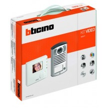 Bticino 365511 - Kit Videocitofono Vivavoce Monofamiliare Classe 100V12B