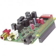 Scheda Audio Per Raspberry Pi÷ Rpi-High-End-Dac Raspberry Pi÷ 2 B, Raspberry Pi÷ 3 B