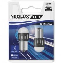 Luce Di Segnalazione A Led Ba15S Bianco Freddo 12 V Neolux