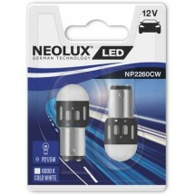 Luce Di Segnalazione A Led Bay15D Bianco Freddo 12 V Neolux