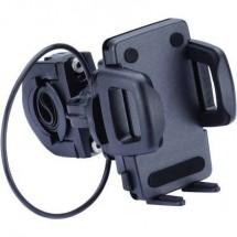 Supporto Smartphone Per Bicicletta Herbert Richter Mini Phone Gripper 6 Adatto Per: Universal Larghezza (Max.): 78 Mm