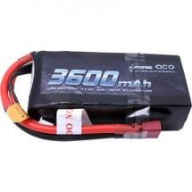 Gens Ace Pacco Batterie Modellismo 11.4 V 3600 Mah Numero Di Celle: 3 50 C Stick Sistema A Spina A T