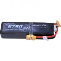 Gens Ace Batteria Ricaricabile Lipo 14.8 V 6750 Mah Numero Di Celle: 4 50 C Stick Xt90