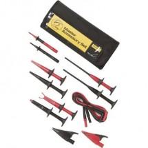 Fluke TLK-225-1 KIT puntali di sicurezza [Spina a banana 4 mm - Spina a banana 4 mm] 1.5 m Nero, Rosso