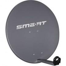 Smart Sds80Aa Sat Spiegel 80 Cm Reflektor Aus Aluminium Anthrazit