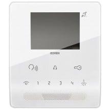 Elvox 7539 - Videocitofono Tab Free Viva Voce 2 Fili Bianco