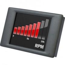 Lascar Electronics Sgd28-M Strumento Di Misura Da Incasso Con Touch Screen Grafico 0 - 40 V/Dc Dim. Installazione 87 X